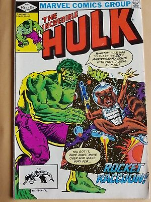 The Incredible Hulk #271 May 1982 Marvel Comics