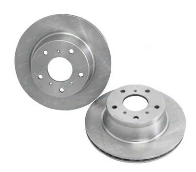 VR VS Commodore vented front disc rotors