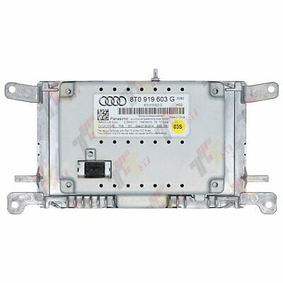 Audio Radio info display for Audi A4, A5, Q5 Type 8R 8T0919603G