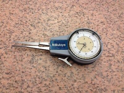 "Mitutoyo Internal Dial Calipers .187""-.500"" /.0005"" /Inspection/Machinist Tools"