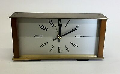 METAMEC Vintage Mantle Clock