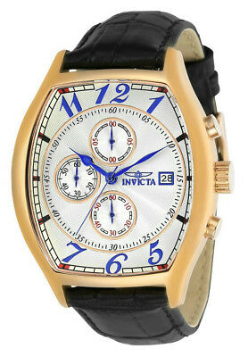 Invicta Specialty 14331 Men's Tonneau Analog Chronograph Date Watch
