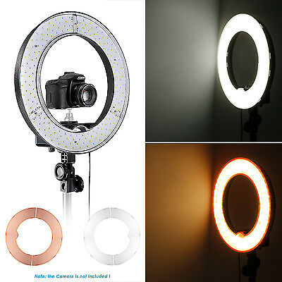"Neewer 14"" Outer 36W 180PCS LED SMD Ring Light 5500K Dimmable Ring Video Light"