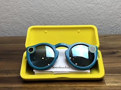 Snap Inc Spectacles Sunglasses for Snapchat - Teal