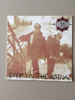 Gang Starr - Step in the Arena LP (near mint)