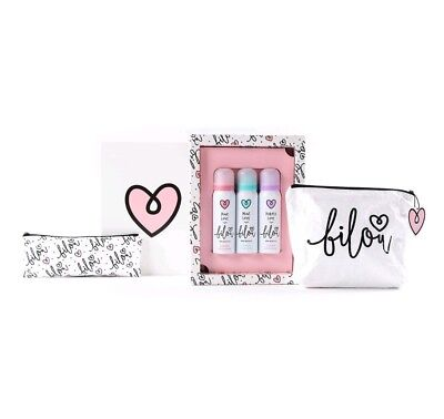 Bilou Love Edition Limited Beauty Duschschaum Box Bibi NEU