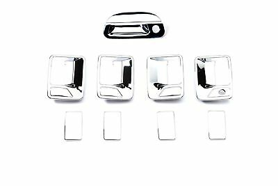 Putco 401213 Exterior Door Handle Cover-Chrome fits 99-07 Ford F-250/350 SD