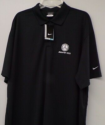 Nike Dri-Fit Mercedes-AMG Racing Mens Embroidered Polo XS-4XL, LT-4XLT New