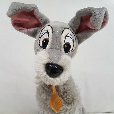Disney Tramp Plush Soft Toy From Lady And The Tramp