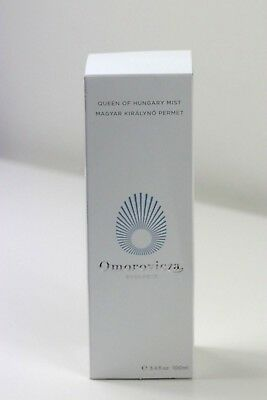 OMOROVICZA QUEEN OH HUNGARY MIST 100ml BRAND NEW IN BOX !!!