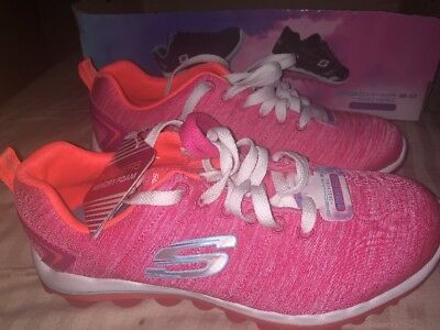 3e444bded4 Skechers Sport ~Skech Air Sweet Life Fashion Sneaker Hot Pink Size 5.5 NEW