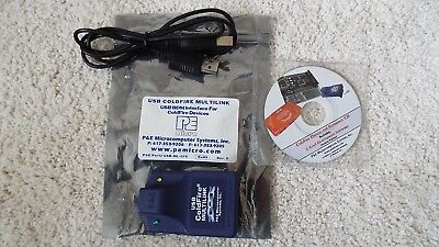 P&E Microcomputer Systems USB-ML-CFE USB BDM Interface for ColdFire Devices