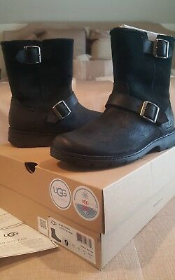 c1aeb0e81bb UGG AUSTRLIA MEN'S MESSNER ALL WEATHER BOOTS Stout 1007797-STT a1 ...
