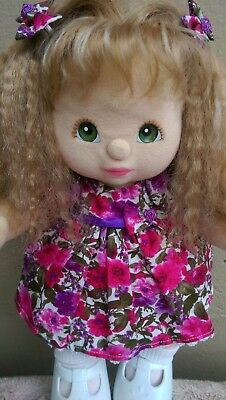 My Child Doll  ~ Ash Blonde '88 Crimp ~ Lots of Strawberry Highlights ~ Dressed!
