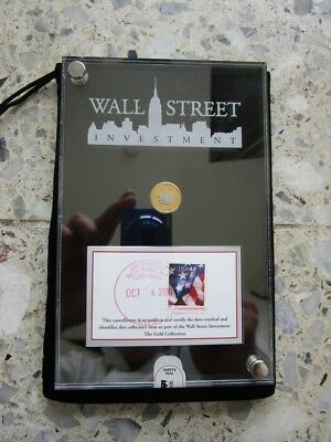 Wall Street Investment Gold Collection 2010 Maple Leaf 1/10 Unze Gold