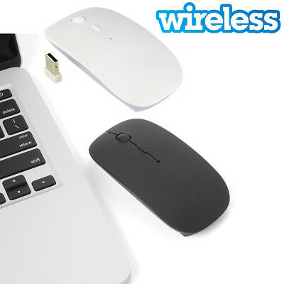 Mini PC Maus Kabellos USB Wireless Funk Mouse 3 Gaming Computer Notebook Laptop