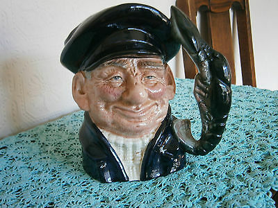 Doulton Lobster Man Character Jug-Ideal  Gift