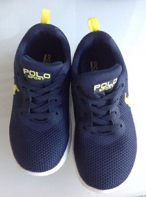 RALPH LAUREN KIDS SHOES - Size 10 USA - BNWOB - Now Reduced