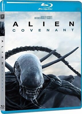 Alien Covenant - Blu Ray Edition ***nuovo***