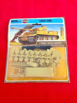 Airfix Tiger Tank Self Build Modelling Kit