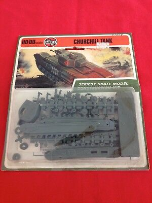 Airfix Churchill Tank Self Build Modelling Kit