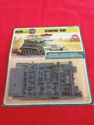 Vintage Airfix Scorpion Light Armoured Reconnaisance Vehicle Tank Windsor 1973