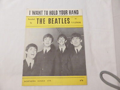 I Want To Hold Your Hand - The Beatles
