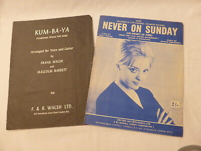 Never On A Sunday/kum-Ba-Ya