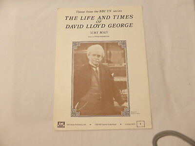 The Life And Times Of David Lloyd George - Chi Mai