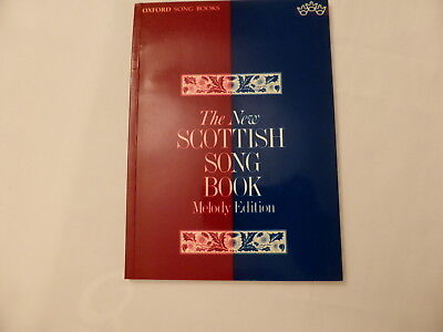 The New Scottish Song Book - Melody Edition