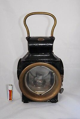 Antique / Vintage  Lucas  King Of The Road  Oil Lamp Rare