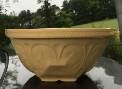 Gripstand Yellow 12's Mixing Bowl TG Green Ltd  Church Gresley England 12""