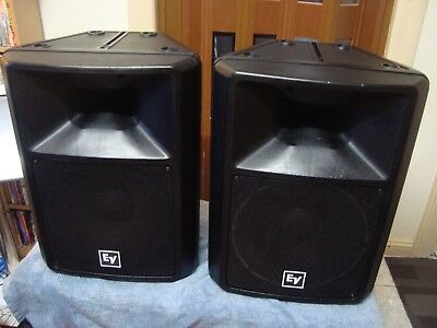 EV electro voice SX 200 speakers Made in USA in Excellent condition