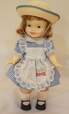 "Little Debbie Cakes Doll 25th Anniversary 12"" 1972 Horseman Advertising"