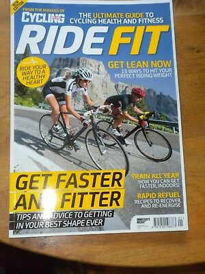 RIDE FIT New EditionEssential Guide To CYCLING Health and Fitness BODY SCIENCE