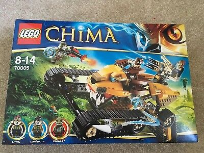 LEGO Legends of Chima Laval's Royal Fighter (70005) - New sealed