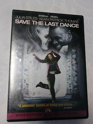 Save the Last Dance DVD free shipping out next day