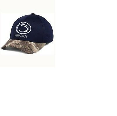 on sale 7b907 703d7 NEW NCAA Penn State Nittany Lions Region Stretch Cap SIZE M L