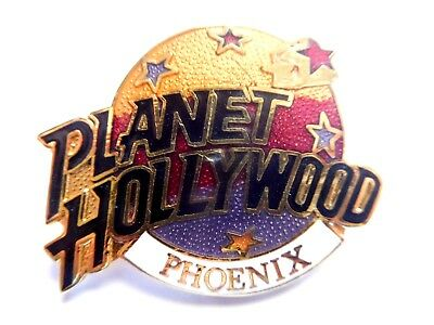 "Planet Hollywood Phoenix Pin-Approx. 1 1/2"" x 1 1/4"""