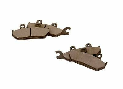 2014 Can-Am Commander Max XT 1000 Front Brakes Brake Pads