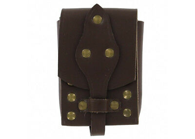 Handmade Tanners Dream Leather Belt Pouch