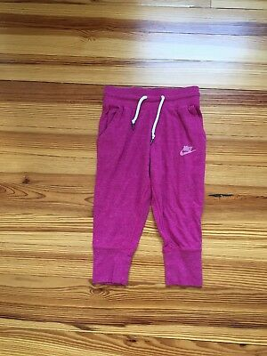 Nike Toddler Girls Pink Pant (size XS)