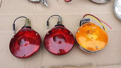 US Police Car Code 3 Federal Signal Whelen Lights Flasher Ford Crown Victoria