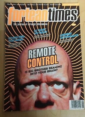 Fortean Times FT 113 August 1998 -The Mysterious World of the Synaesthete,