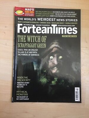 Fortean Times FT303 July 2013 The Witch of Scrapfaggot Green , Mythical Monsters
