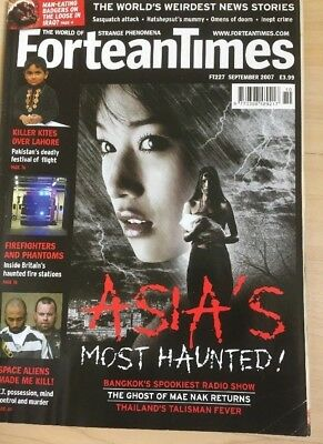 Fortean Times FT227 September 2007 Asia's Most Haunted!