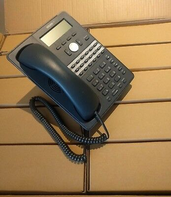 LOT of 10 Refurbished SNOM 720 PoE VoIP Business Phones 12 SIP Lines w/ Stands