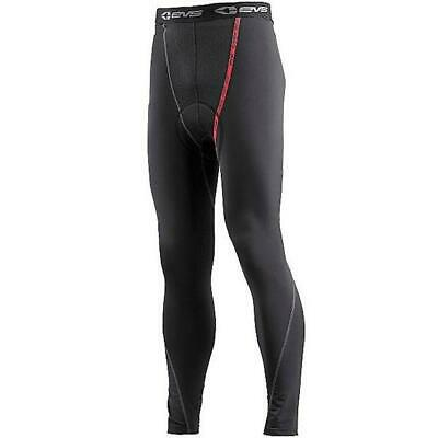 "NEW EVS TUG 01 RIDING RACING COMPRESSION PANTS MENS LARGE LG SIZE 34/""-36/"""