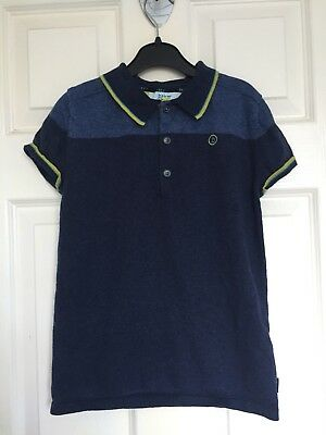 Boys Ted Baker Merino Wool Blend Top - Age 7-8