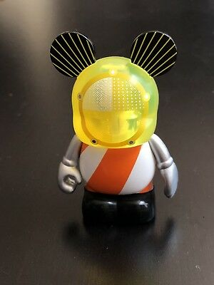 "Disney Vinylmation 3"" Urban Series 8 Barricade Yellow Common RARE"